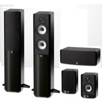 Комплект акустики Boston Acoustics A250+A23+A225C black