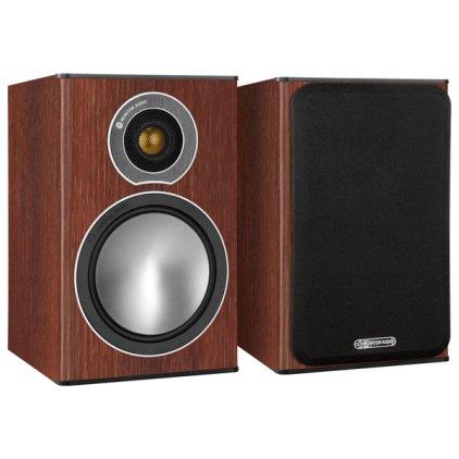 Полочная акустика Monitor Audio Bronze 1 rosenut