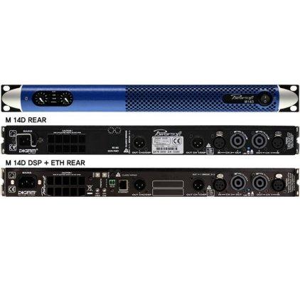 Усилитель звука Powersoft M14D HDSP+ETH