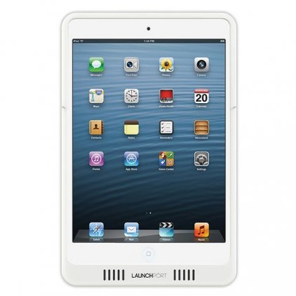 Магнитный чехол iPort AM.1 Sleeve for iPad Mini white