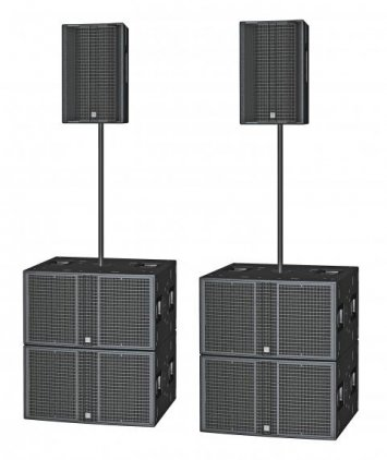Сабвуфер HK Audio L Sub 4000 A
