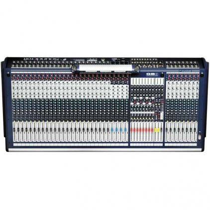 Микшер Soundcraft GB8-32