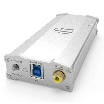 Усилитель для наушников iFi Audio Micro iDAC 2