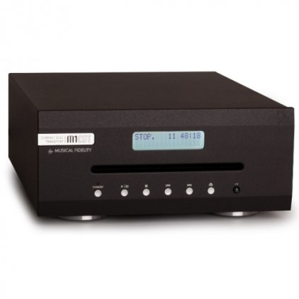 CD проигрыватель Musical Fidelity M1CDT black