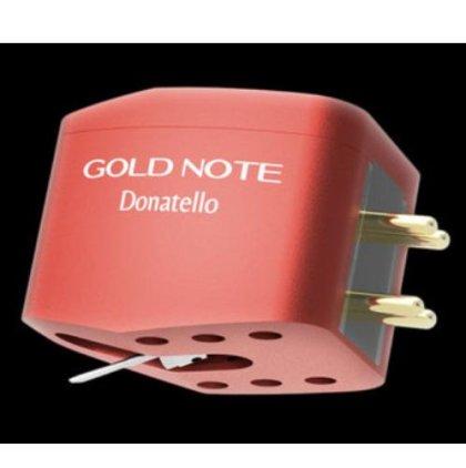 Головка звукоснимателя Gold Note Donatello Gold