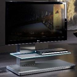 Стойка под телевизор Munari SY 341 GR с подсветкой (Серое)