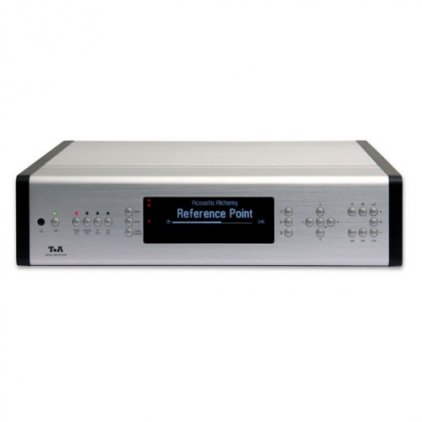 CD-ресивер T+A Music Receiver silver/black
