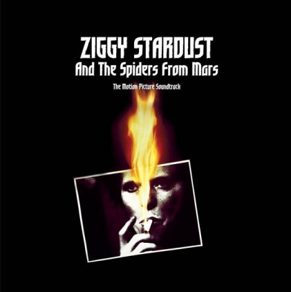 Виниловая пластинка David Bowie ZIGGY STARDUST AND THE SPIDERS FROM MARS THE MOTION PICTURE SOUNDTRACK (180 Gram)