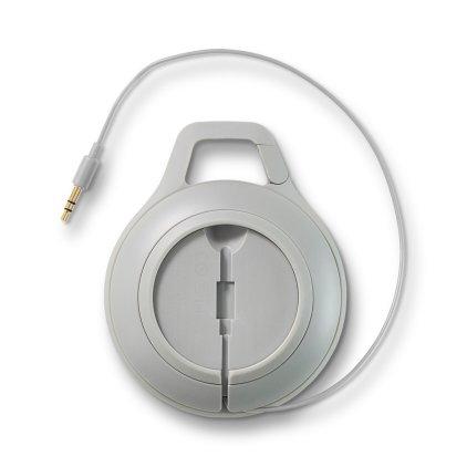 Портативная акустика JBL Clip Plus grey