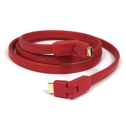 Кабель Van Den Hul HDMI Flat 180 1.0m