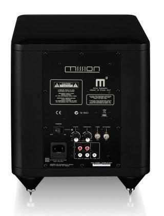 Домашний кинотеатр в одной коробке Mission M3 System black