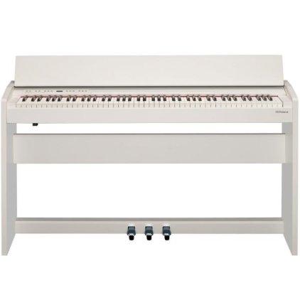 Клавишный инструмент Roland F-140R-WH
