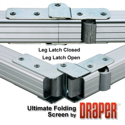 "Экран Draper Ultimate Folding Screen NTSC (3:4) 381/150"" 218*295 CRS"