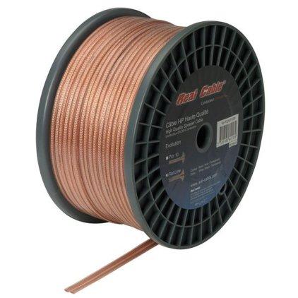Акустический кабель Real Cable FL 400 T м/кат (катушка 50м)