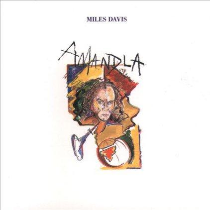 Виниловая пластинка Miles Davis AMANDLA (Stateside/180 Gram)