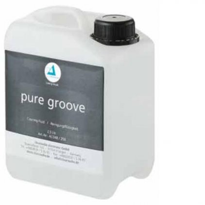 Жидкость для мойки виниловых пластинок Clearaudio Pure Groove Record cleaning fluid 2.5L