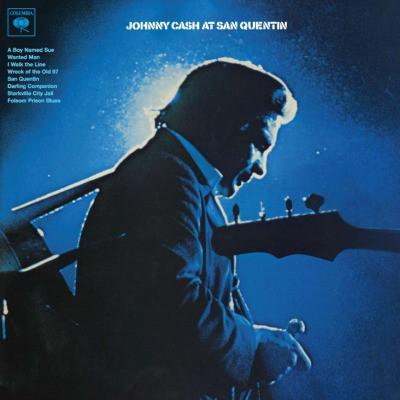 Виниловая пластинка Johnny Cash AT SAN QUENTIN (180 Gram)