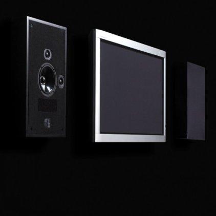 Настенная акустика PMC Wafer 1 black