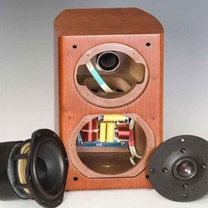 Акустическая система Peachtree Audio D5 Cherry