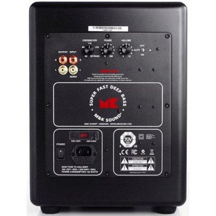 Сабвуфер MK Sound V8 black