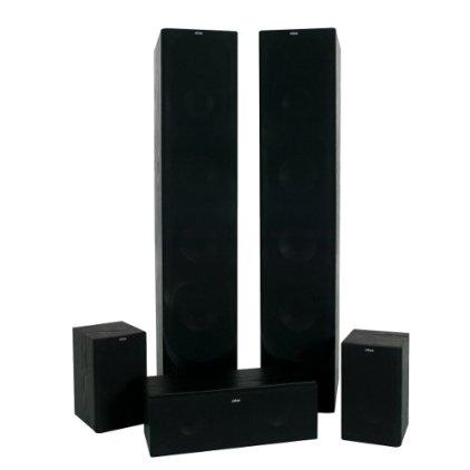 Комплект акустики Eltax Monaco 5.0 black