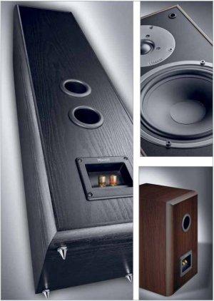 Напольная акустика Magnat MS 802 mocca