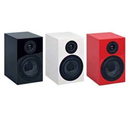 Акустическая система Pro-Ject Speaker Box 5 piano white