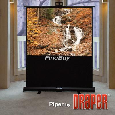 "Экран Draper Piper NTSC (3:4) 152/60"" 91*122 MW (XT1000E)"