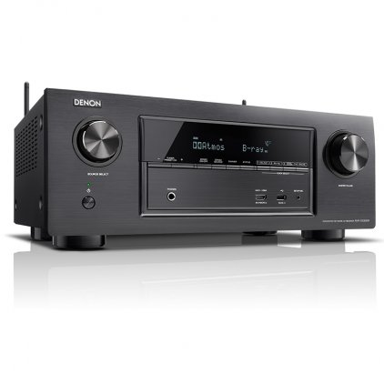 AV ресивер Denon AVR-X3300W black