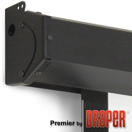 "Экран Draper Premier HDTV (9:16) 269/106"" 132*234 HDG (XH600V) ebd 12"" case white"