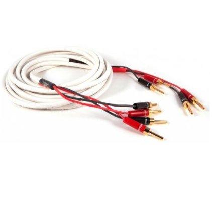 Акустический кабель Black Rhodium JIVE 2.0m white