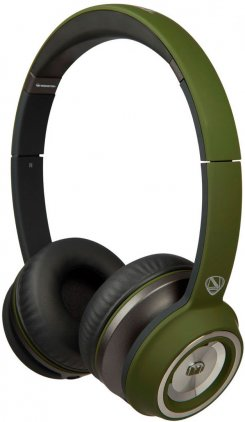 Наушники Monster NTune On-Ear Matte Green