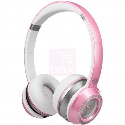 Наушники Monster NTune On-Ear Pearl Pink