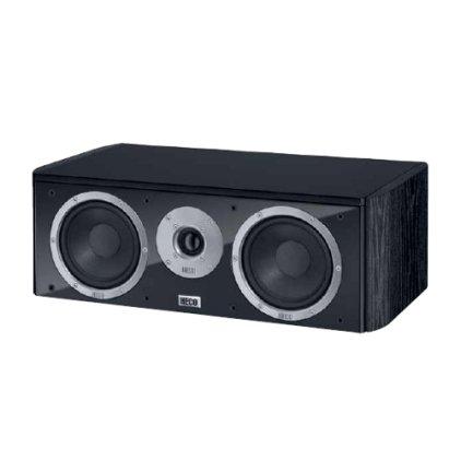 Центральный канал Heco Music Style Center 2 black/black