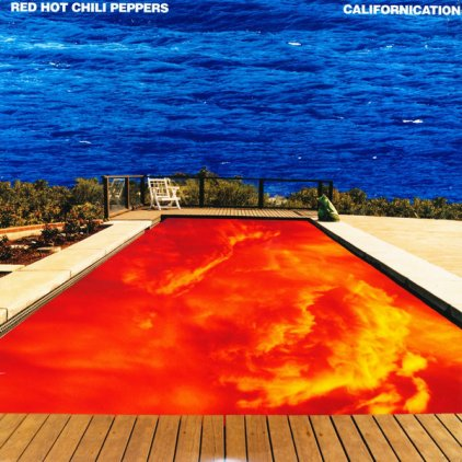 Виниловая пластинка Red Hot Chili Peppers CALIFORNICATION (180 Gram)