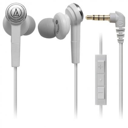 Наушники Audio Technica ATH-CKS55i white