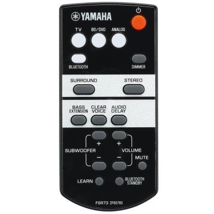Звуковой проектор Yamaha SRT-700 black