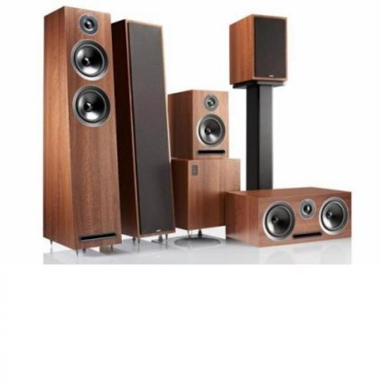 Acoustic Energy 1-Series 5.1 walnut