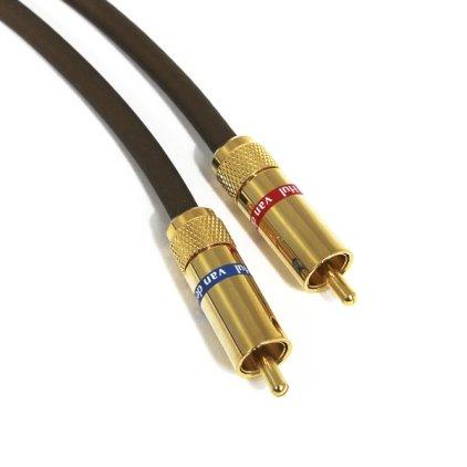 Кабель межблочный аудио Van Den Hul D300 III Hybrid pair RCA 1.0m