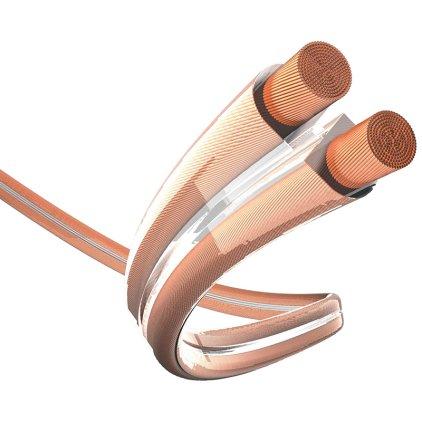 Акустический кабель In-Akustik Premium LS 2x4.0 mm2 м/кат (катушка 100м)