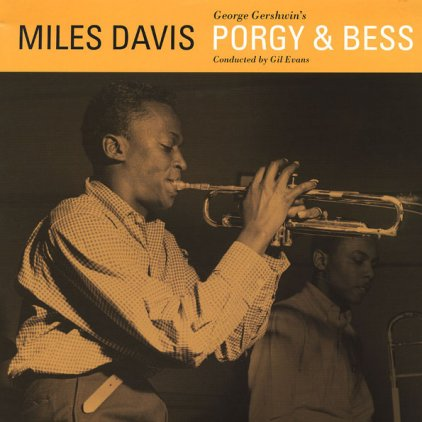 Виниловая пластинка Miles Davis PORGY & BESS (180 Gram/Remastered/W233)