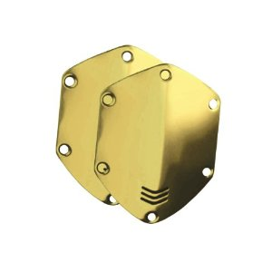 Сменные накладки для наушников V-Moda XS / M-80 On-Ear Metal Shield Kit Gold