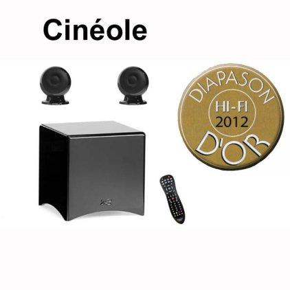 Комплект акустики Cabasse Cineole 2.1 System (White)