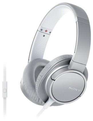 Наушники Sony MDR-ZX770AP white