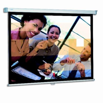 "Экран Projecta SlimScreen 153x200 cm (94"") Matte White настенный рулонный (10200084)"