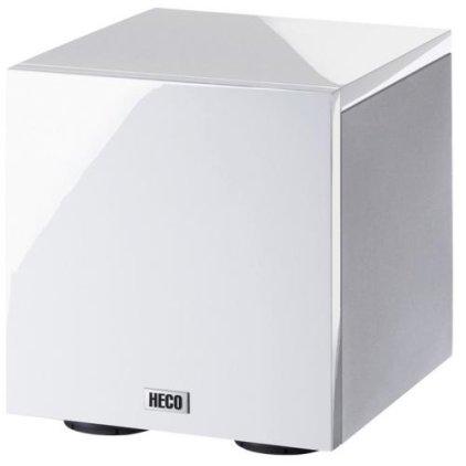 Сабвуфер Heco Phalanx Micro 302A piano white