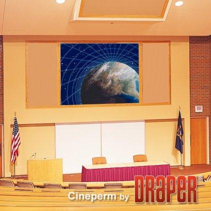 "Экран Draper Cineperm NTSC (3:4) 305/120""(10) 178*239 XT1000V (M1300)"