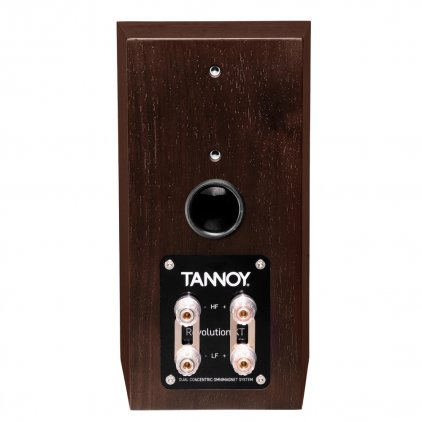 Полочная акустика Tannoy Revolution XT Mini dark walnut