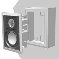 Акустическая система Elac OnWall Frame