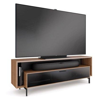 Подставка под телевизор BDI Cavo 8167-S natural walnut